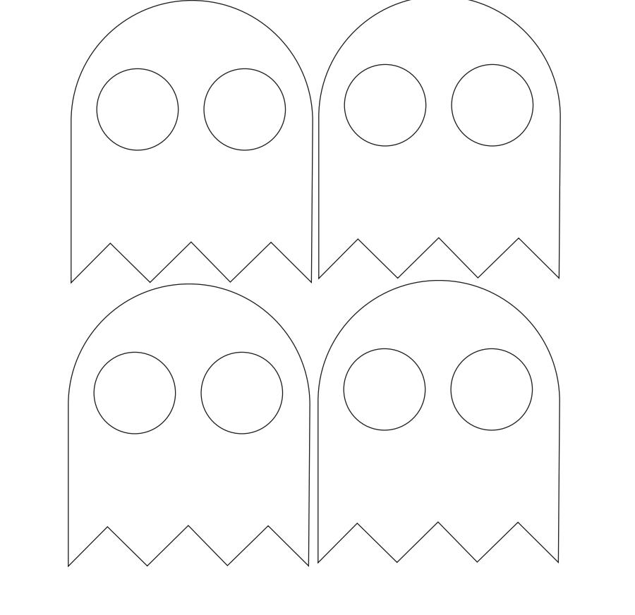 Chaveiros Pac-Man | fieltro manualidades | Pinterest | Birthday ...