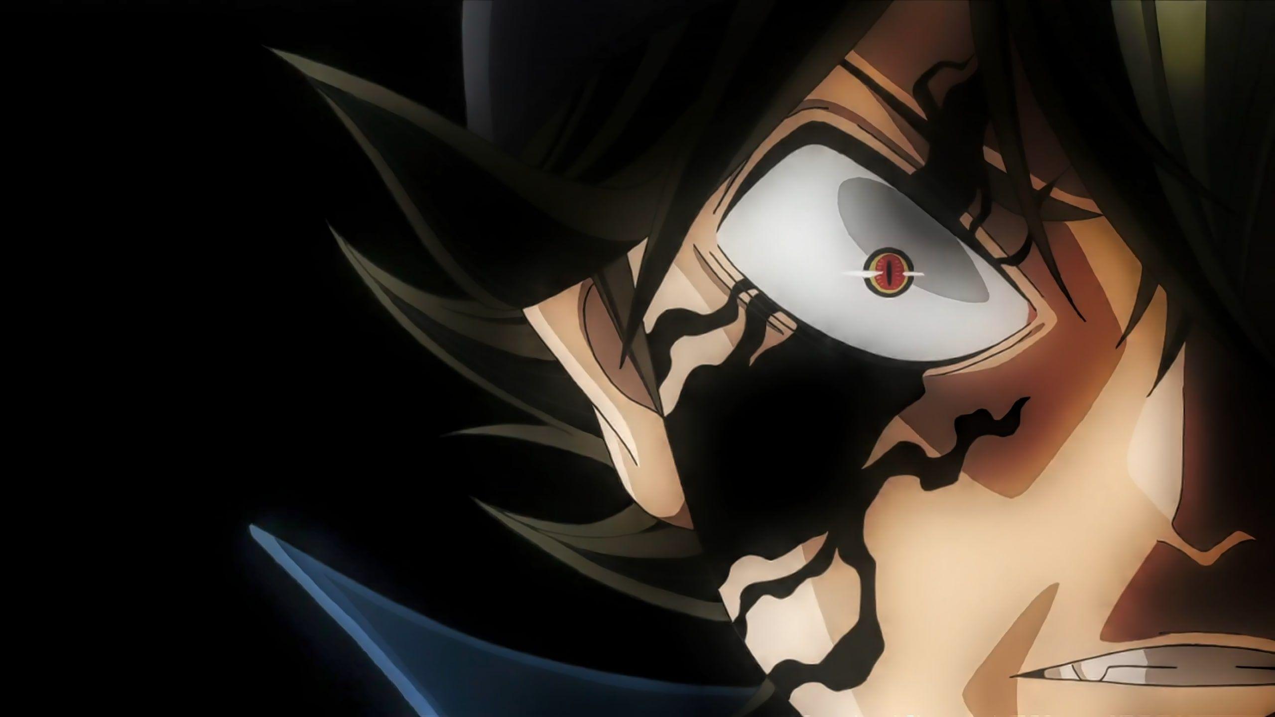 Asta Wallpapers HD | Black clover anime, Hd wallpaper ...