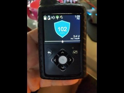 Inserting the Quick-set Infusion Set with the MiniMed 670G Insulin