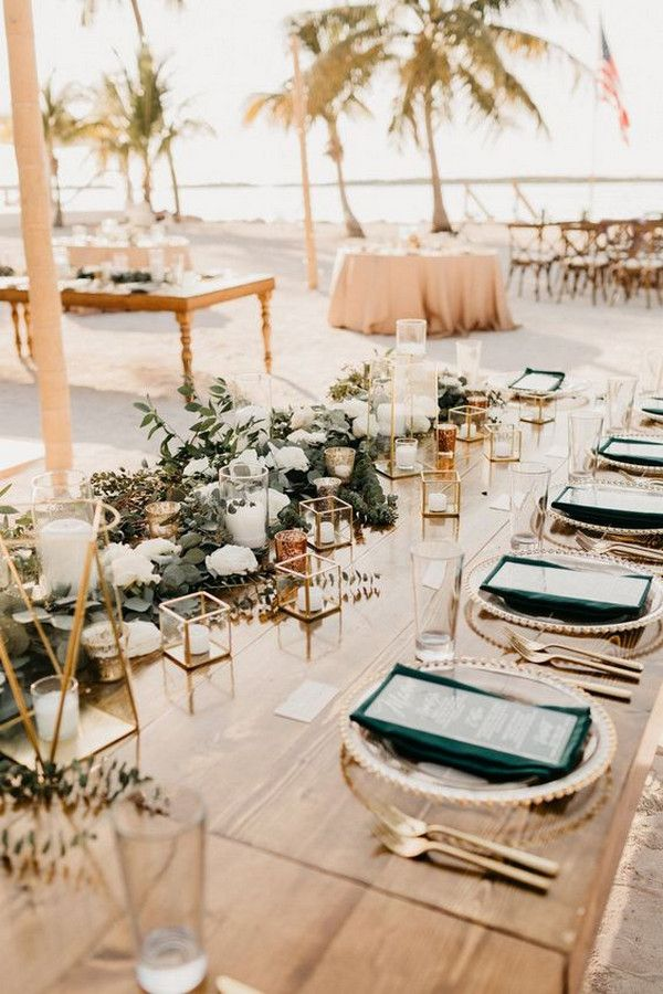 25 Stunning Beach Wedding Ideas You Can T Miss For 2020 Beach