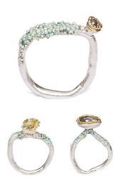 Photo of TheCarrotbox.com modern jewellery blog : obsessed with rings // feed your finger…