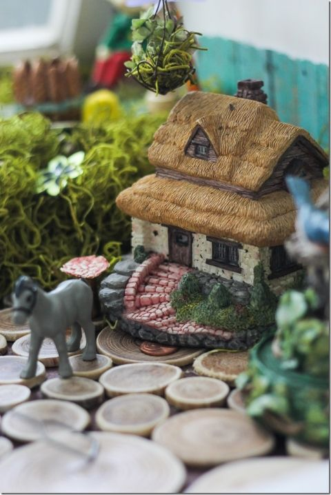 Exceptional DIY Fairy Garden 11