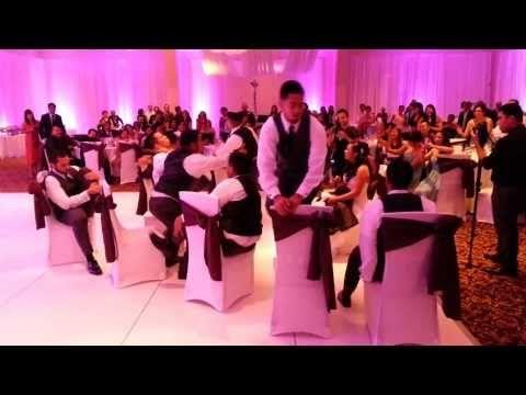 9 Amazing Group Wedding Dances That Stole The Show