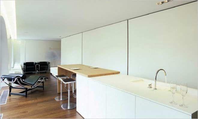 filip deslee woonkamer en keuken | 6kabk GIP Loft | Pinterest ...
