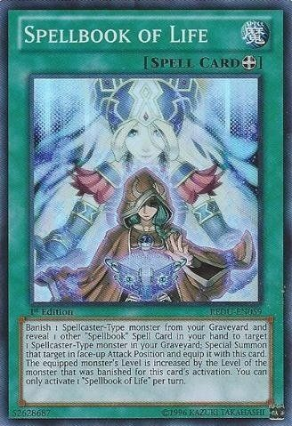 Yu-Gi-Oh! - Spellbook of Life (REDU-EN059) - Return of the Duelist - 1st Edition - Super Rare Yu-Gi-Oh!,http://www.amazon.com/dp/B00939D8KI/ref=cm_sw_r_pi_dp_S63atb0KEPJ69E2P