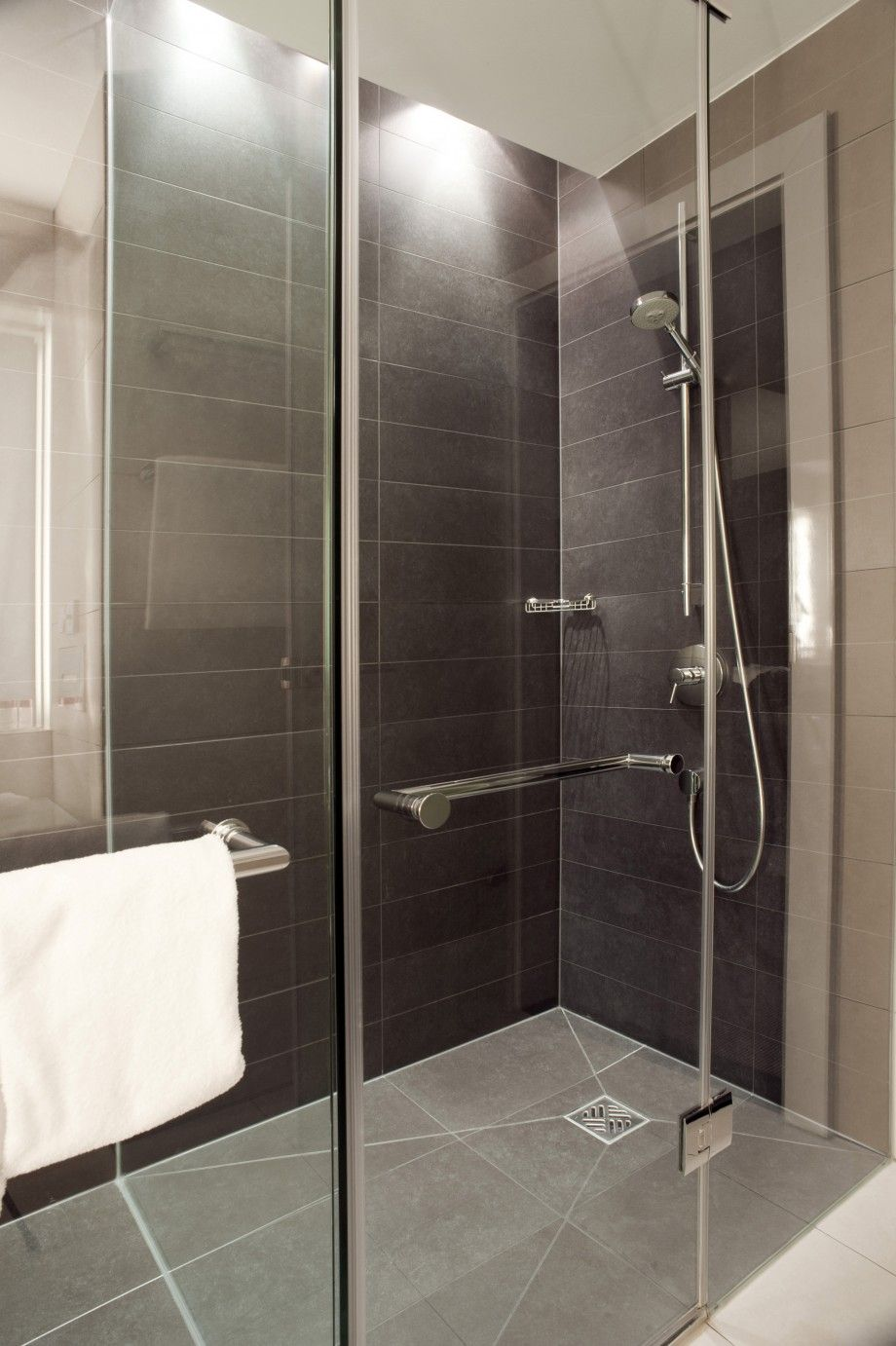 Bathroom Glass Shower Cubicle | Bathroom ideas | Pinterest | Shower ...