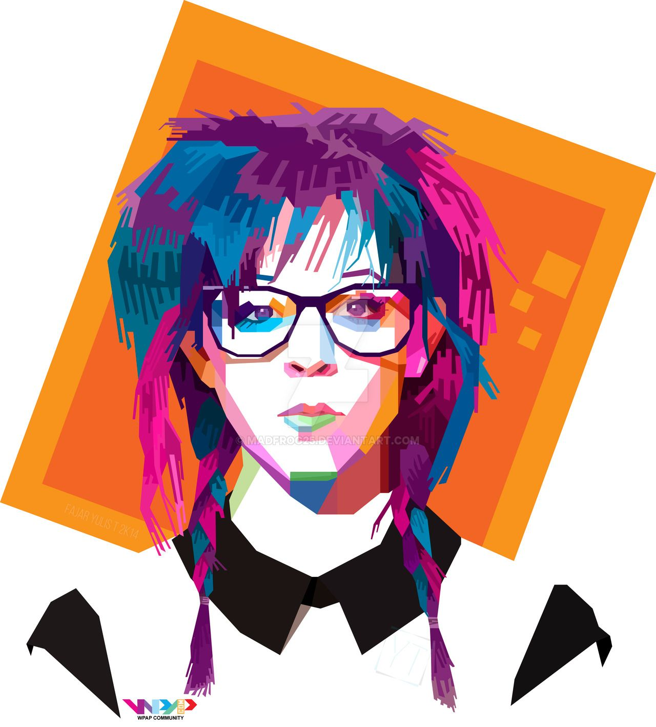 Lindsey Stirling WPAP by madfrog25