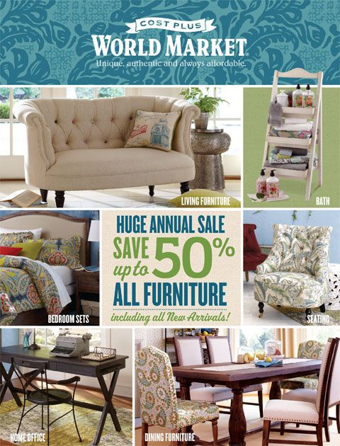 Our New Spring Catalog Is Here Cost Plus World Market With Images Home Furnishings Home Deco Home Decor