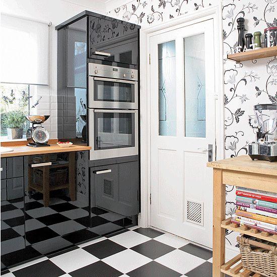 Kitchen Interior Decorating Design Ideas and Tipps | Kitchen | Pinterest
