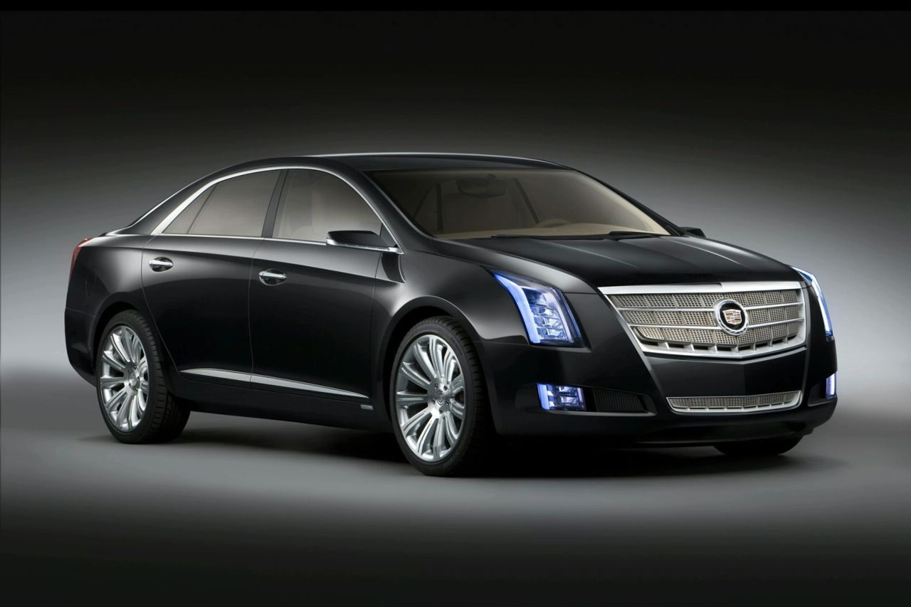 2010 cadillac xts platinum concept hd wallpapers images pictures pics and photos