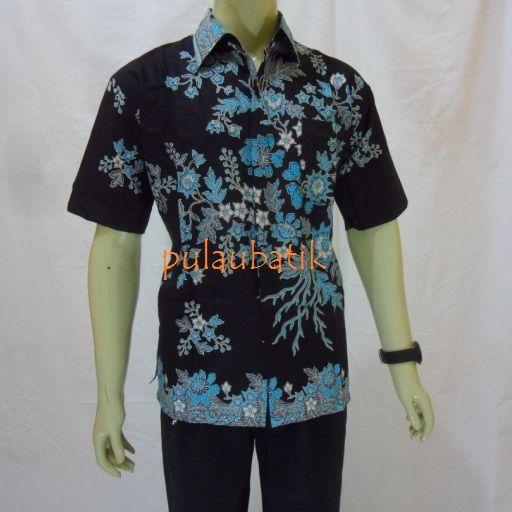 Baju Batik Laki Laki