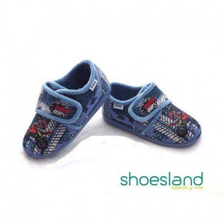 351b231ed Regala zapatillas de casa en Navidad! Zapatillas de casa para niños de Zapy  lavables en