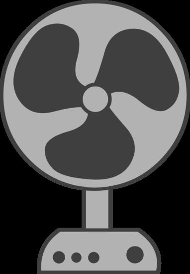 Electric Fan Logo Design Free Clip Art