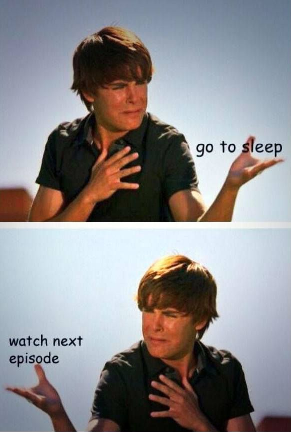 Go To Sleep Or Watch Next Episode Bones Funny Laugh Just For Laughs