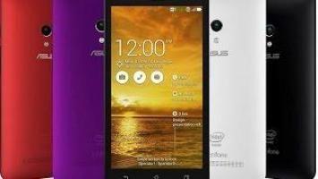 Phone Firmware Asus ZenFone C ZC451CG Z007