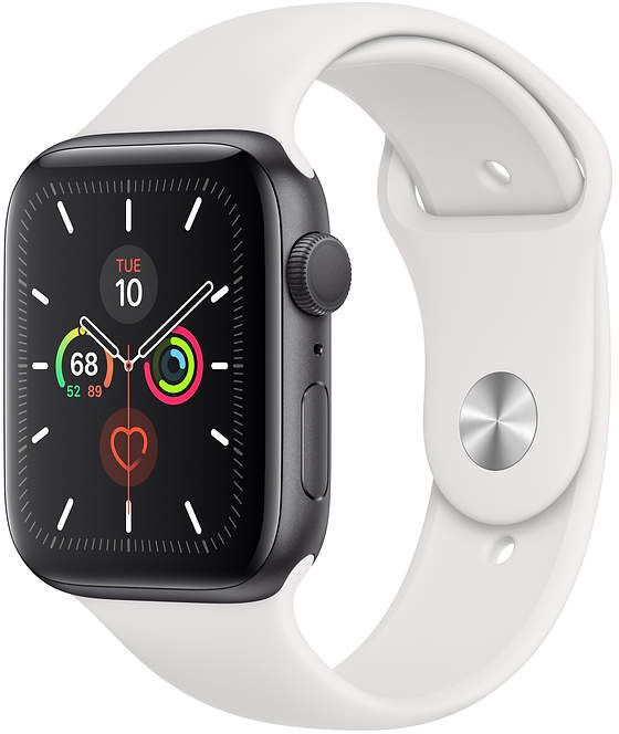 Apple Watch Series 5 GPS 44mm Space Gray Aluminum with