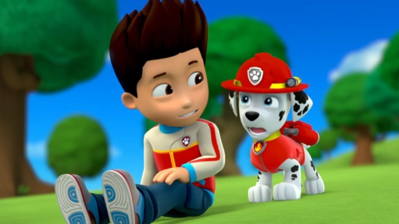 Paw patrol full episodes 2017 Pups Save Dude Ranch Danny