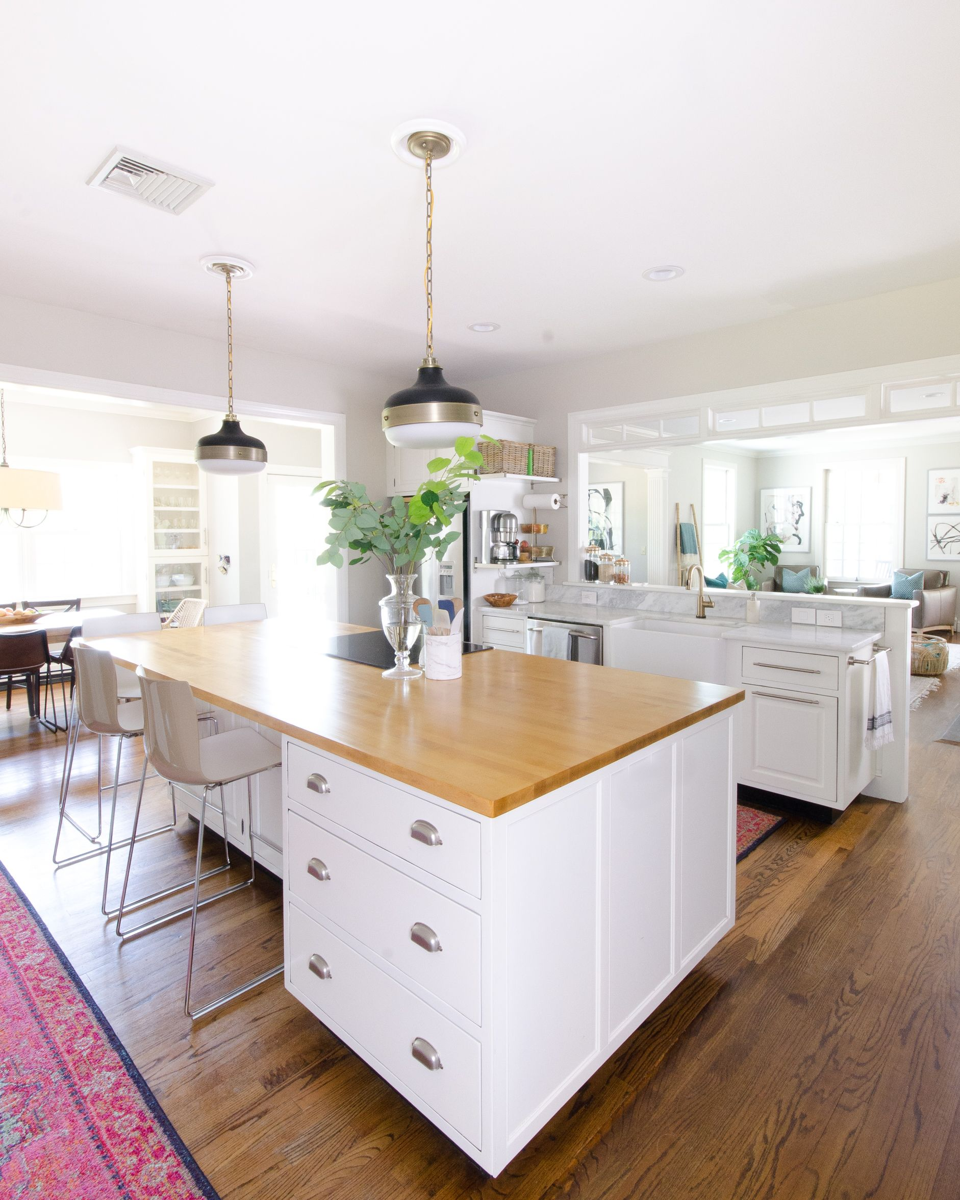 How to Seal Butcher Block Counters Kitchen furniture