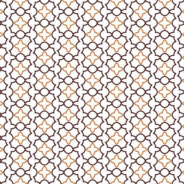 Abstract Seamless Geometric Pattern Background With Line Pattern