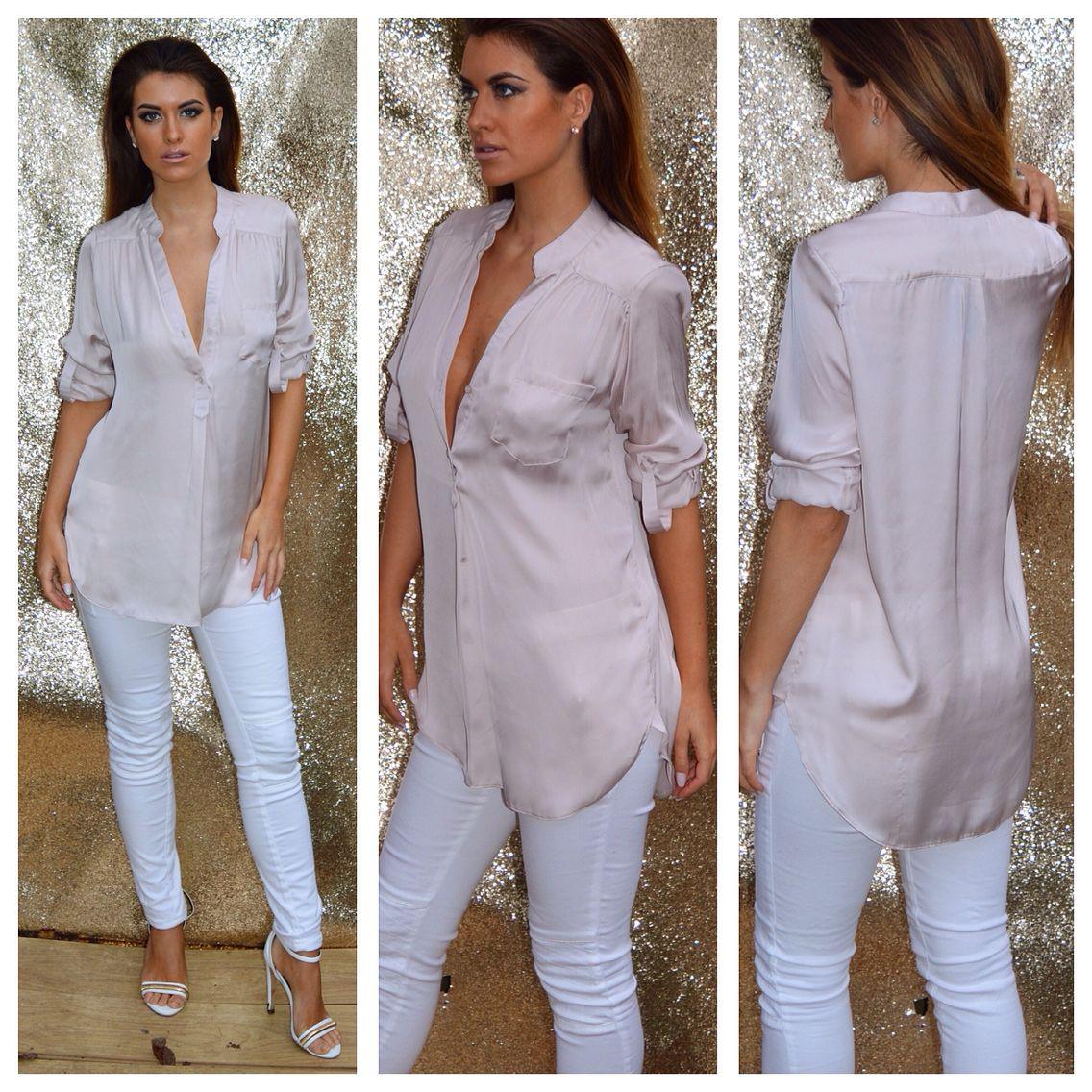 c6b9aa79659b60 Silk shirt