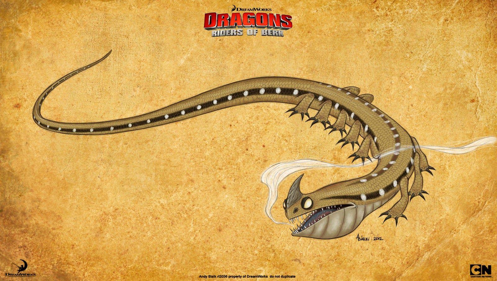 Картинки дракона хвостокола из мультика как приручить дракона