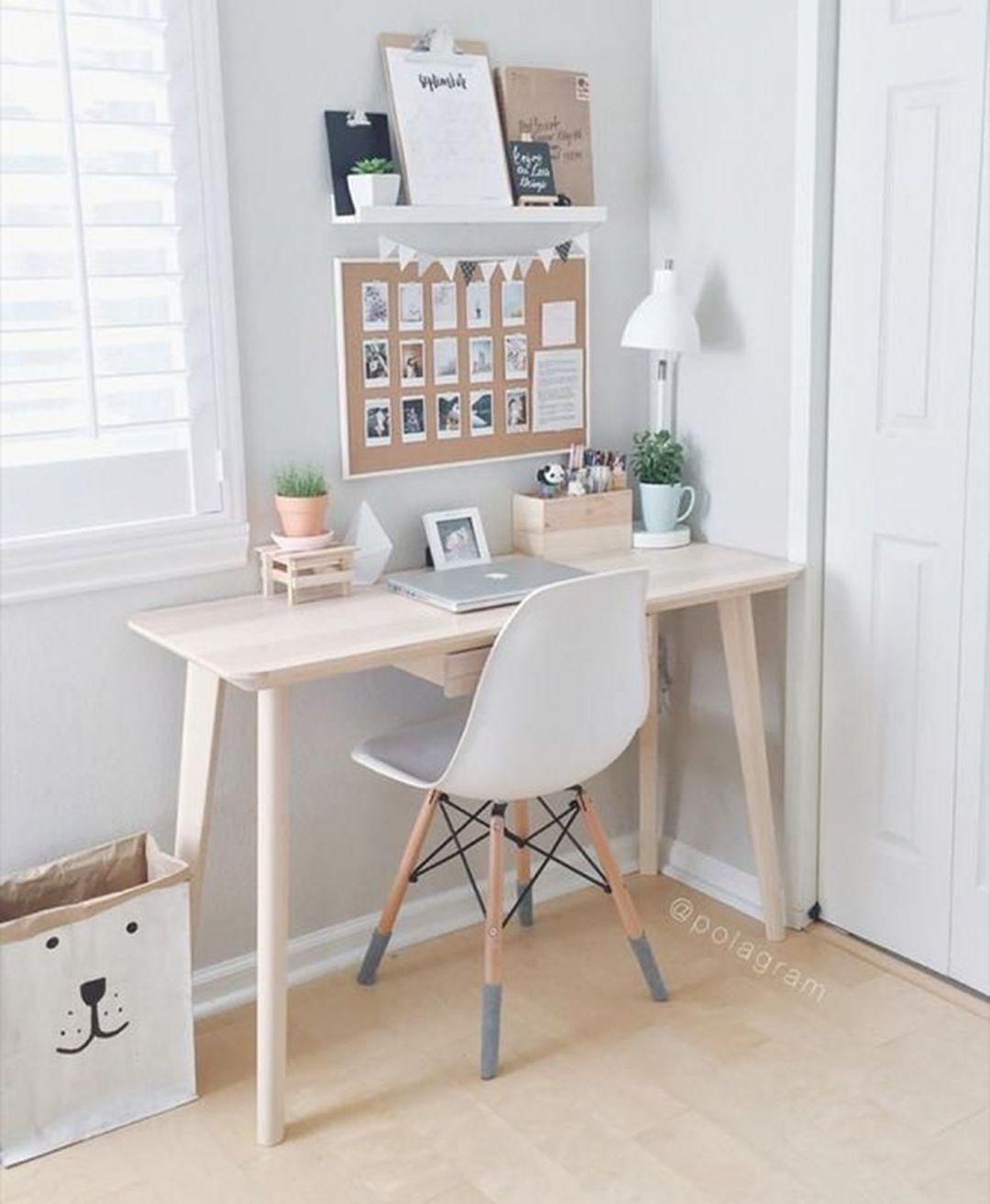 Make Your Work Improvement With 25 Best Modern Small Home Office Design Ideas Decor It S Study Room Decor Cheap Office Furniture Home Decor Bedroom