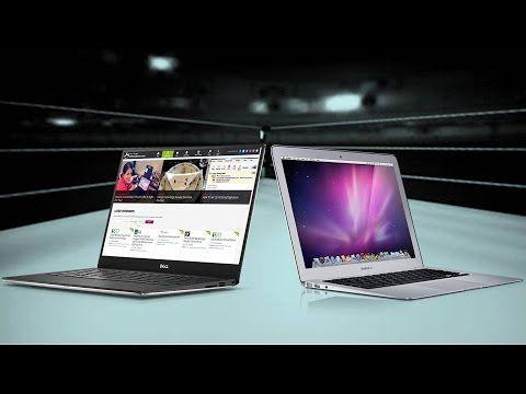 Dell XPS 13 (2015) vs. Apple MacBook Air