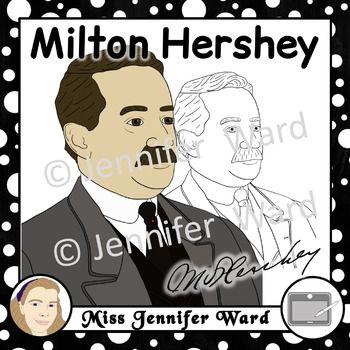 Milton Hershey Clip Art Clip Art Milton Hershey Milton