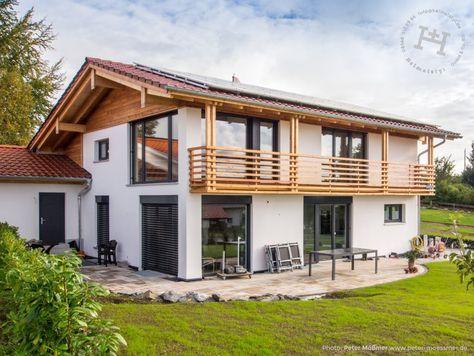 Photo of Heimatstyl – STYL – Heimatstyl Massivholzhaus