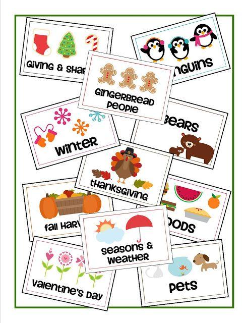 Teaching The Little People: Organizing Teacher Materials