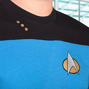 Star Trek TNG Uniform Tee Additional Image