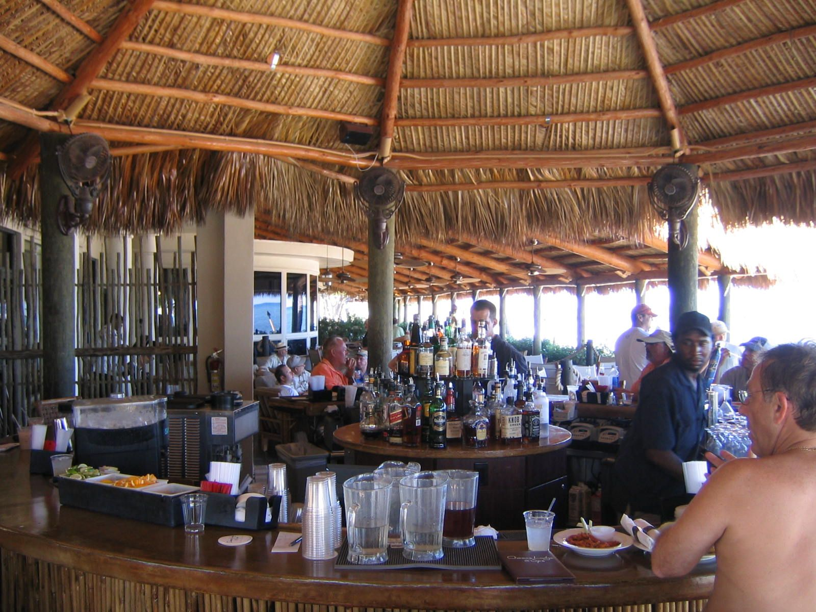 Cheeca Lodge Islamorada Fl Lost In Fire Tiki Bars Of