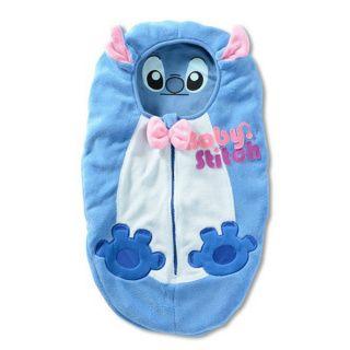 New Baby Stitch Long Sleeve Sleeping Bag Pajamas