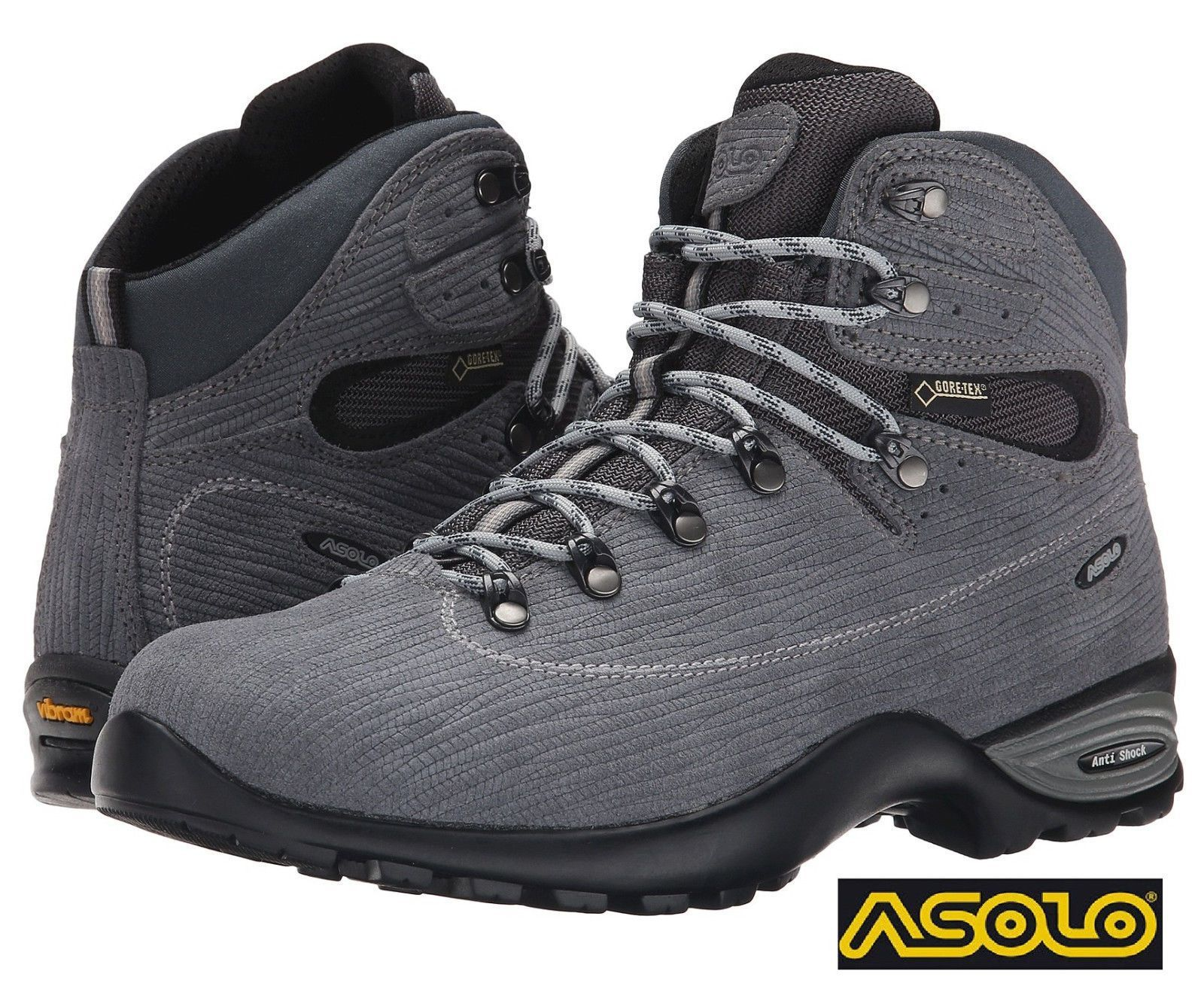 Nwb Asolo Women'S Tacoma Gore-Tex Hiking Boots Trail Winter Mountain  Waterproof