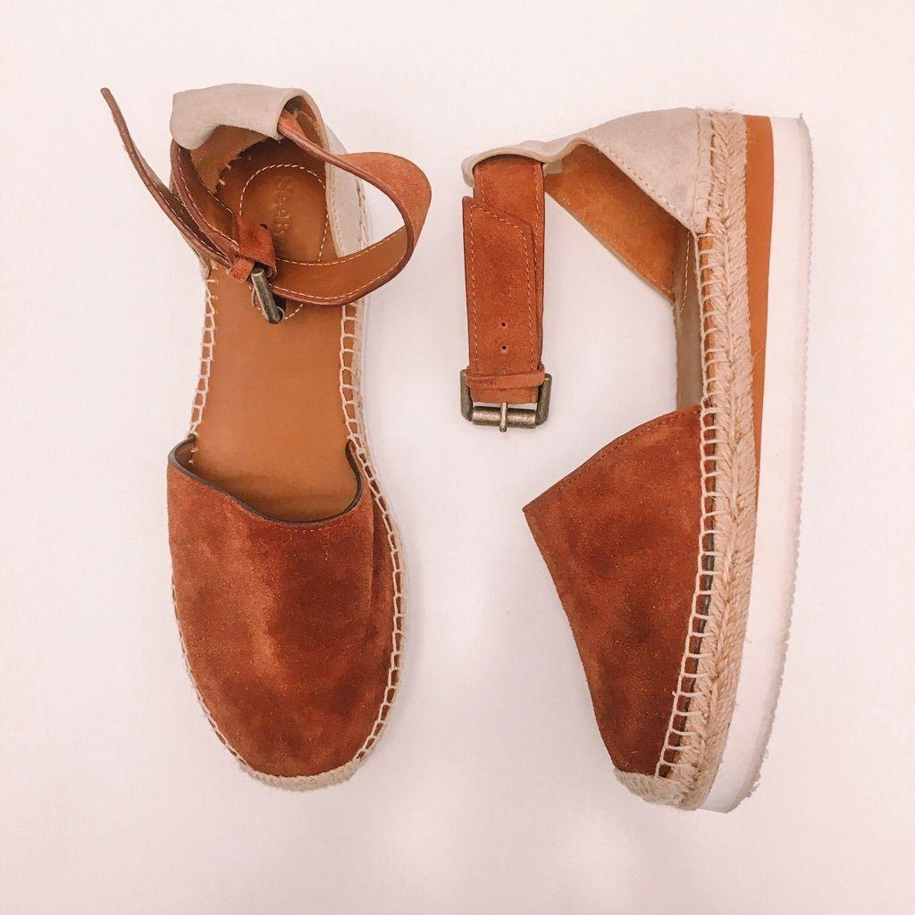 See By Chloe Shoes   See By Chloe Glyn Espadrille Size 36   Color: Brown   Size: 6 #seebychloe See By Chloe Shoes   See By Chloe Glyn Espadrille Size 36   Color: Brown   Size: 6 #seebychloe