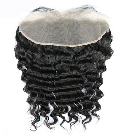 Osolovely Hair Transparent Lace Color 13x4 Deep Wave Lace Frontal Closure With Baby Hair Whatsapp 8613698 Lace Frontal Lace Frontal Closure Full Lace Frontal