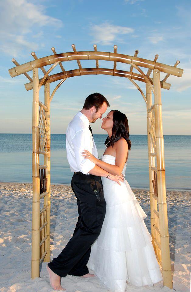 Smathers Beach Wedding Soiree Key West Key West Wedding Planner