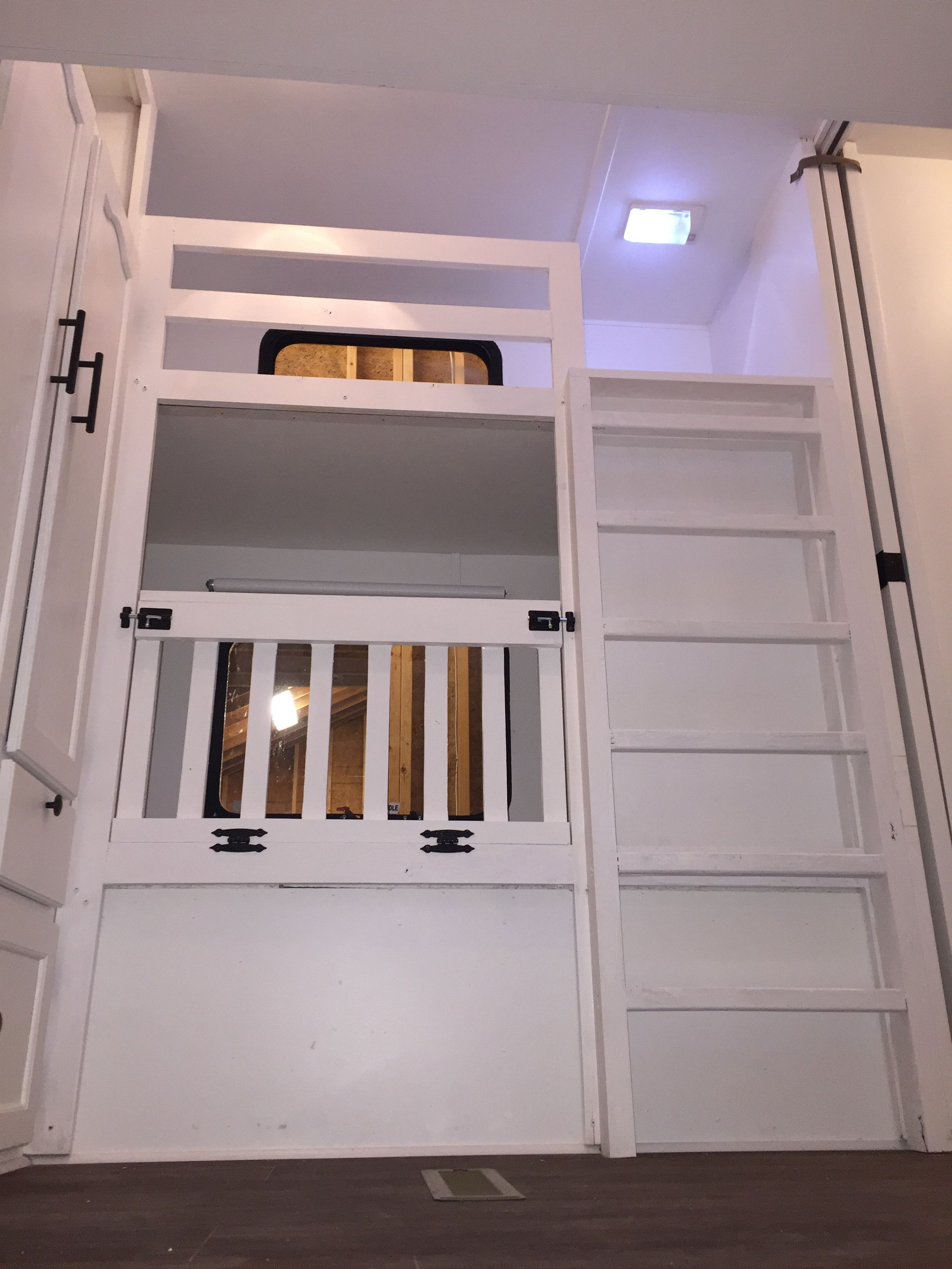 Pin by Annie on RV bunk crib conversion Bunk beds, Bed