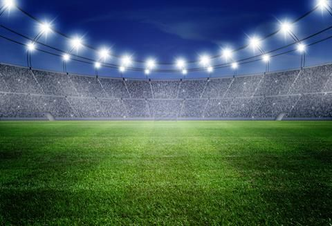 Kate Football Field With Light For Photography Football Field Fields Photography Background