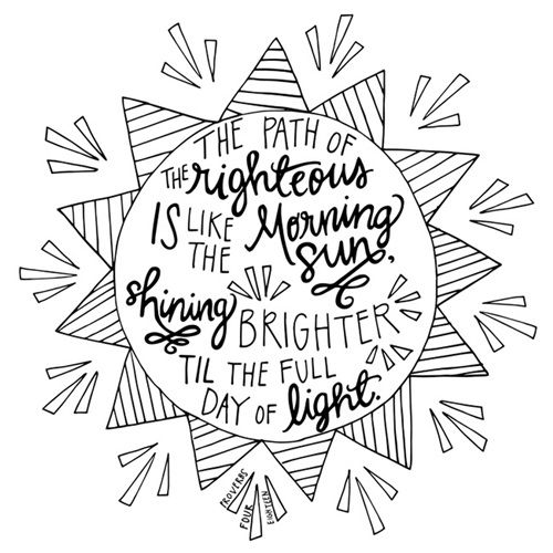 It's just a graphic of Peaceful Proverbs 17 Coloring Pic