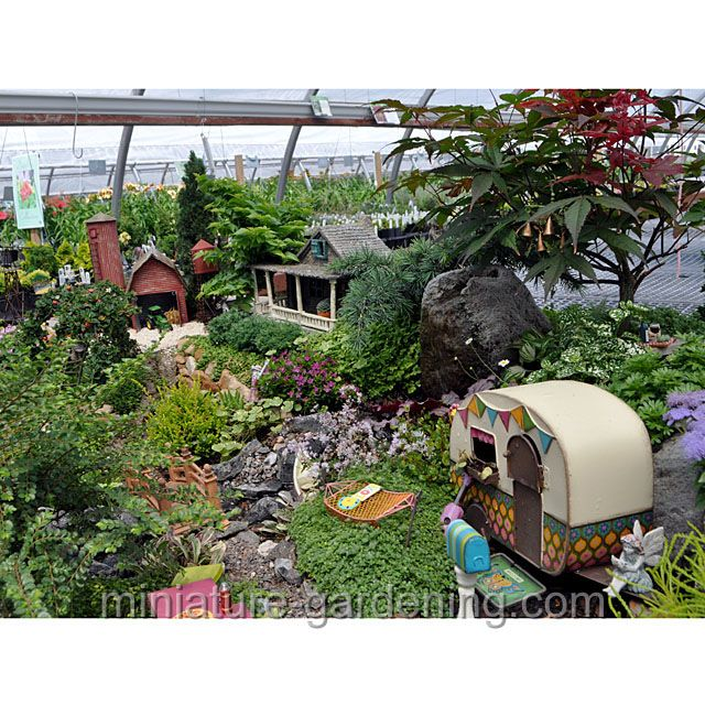 View From The Campground: #fairygarden #fairyhouses