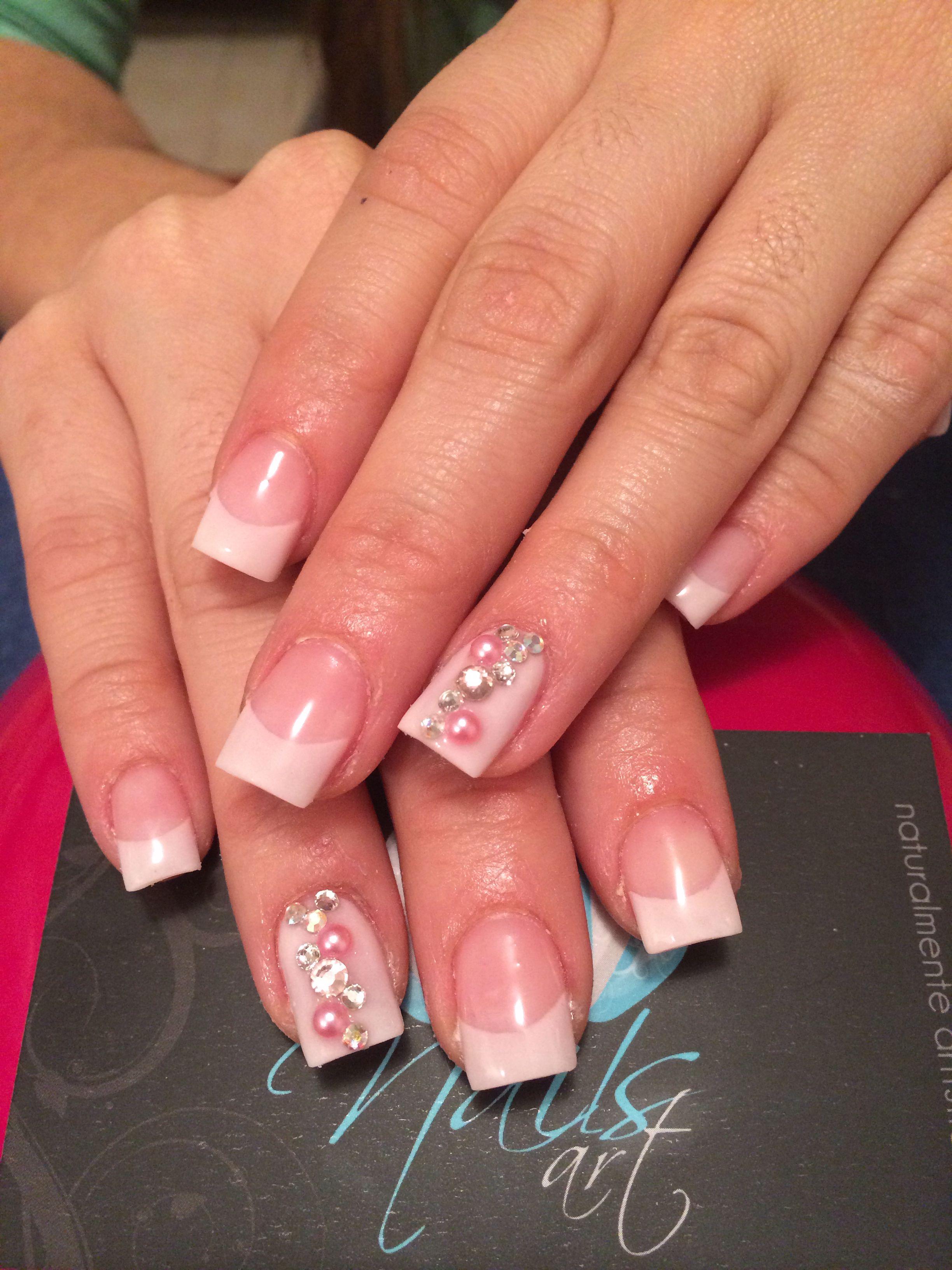 Nails art, acrylic nails, nails | Nails art | Pinterest | Nail nail ...