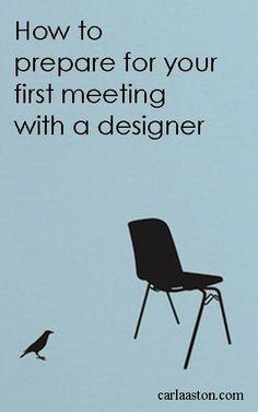 Thinking Of Hiring An Interior Designer? Hereu0027s How To Prepare.