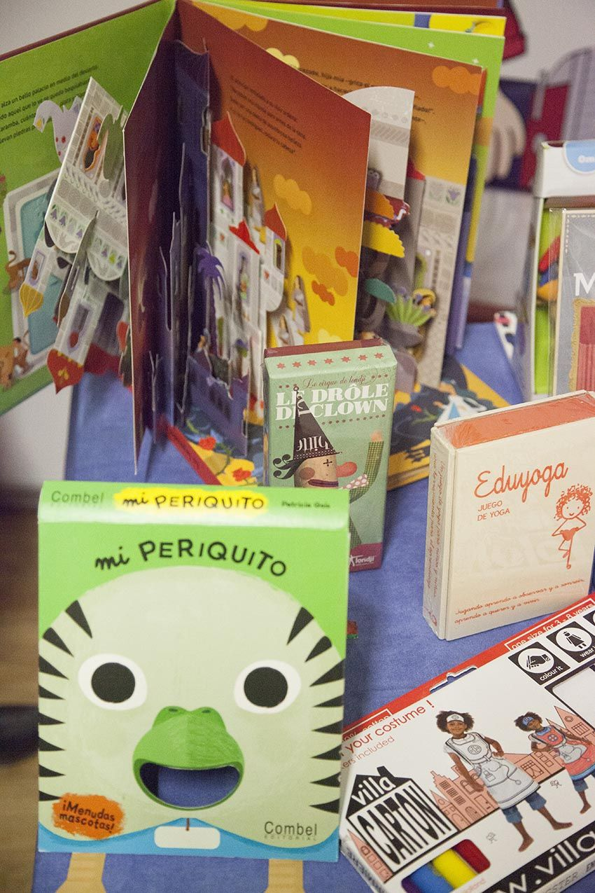 stand libros