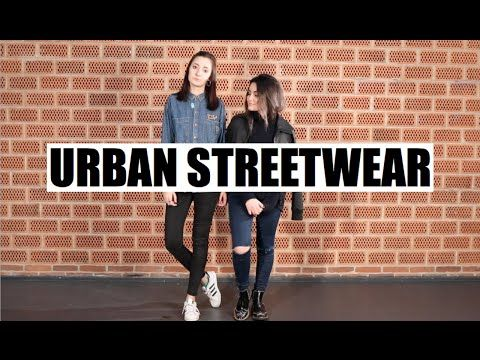 Urban Streetwear Winter LookBook 2016 - YouTube