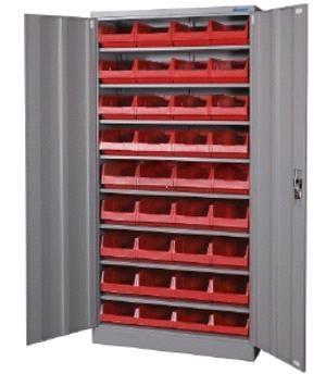Workshop Bins Storage Cabinet (C53) - China workshop bins storage ...