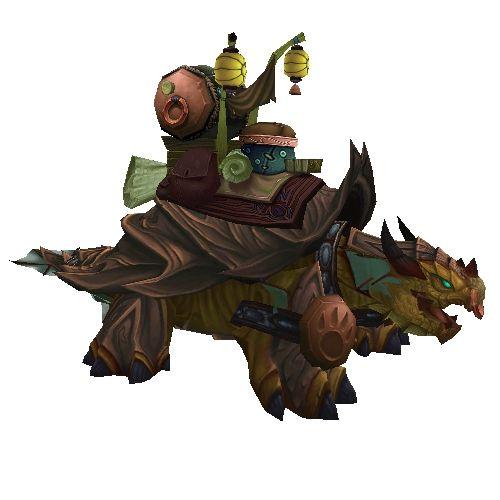 Great Brown Dragon Turtle Warcraft Black Dragon World Of Warcraft