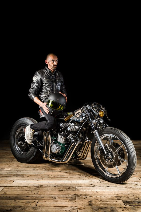 Cafe Racer - Engines, Fuel & Passions | Motorcycles | Pinterest ...