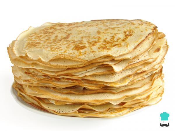 Aprende A Preparar Masa De Crepes Fácil Con Esta Sencilla Y Rápida Receta Te Enseñamos La Tradicional Masa Recetas De Cocina Masa De Crepes Recetas De Comida