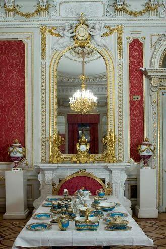 A la table des Tsars , Russia